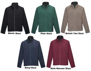 TRI MOUNTAIN Blaine Polyester Micro Fleece Jacket
