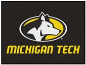 Fan Mats Michigan Tech All Star