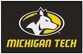 Fan Mats Michigan Tech Starter Mat