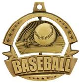 Hasty Awards Spinner Baseball Medals