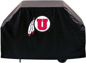 University of Utah College BBQ Grill Cover