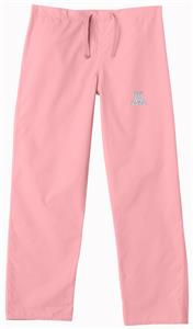 University of Arizona Pink Classic Scrub Pants