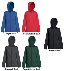 TRI MOUNTAIN Deering Women's Fleece Hooded Jacket