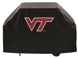Virginia Tech University College BBQ Grill Cover