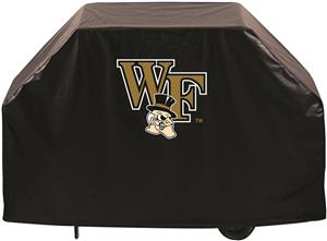 Wake Forest University College BBQ Grill Cover