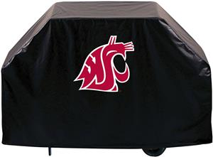 Washington State Univ College BBQ Grill Cover