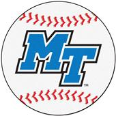 Fan Mats Middle Tennessee State Baseball Mat