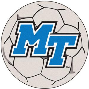 Fan Mats Middle Tennessee State Soccer Ball