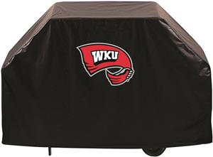 Western Kentucky Univ College BBQ Grill Cover