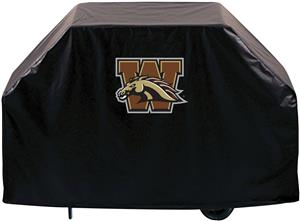 Western Michigan Univ College BBQ Grill Cover
