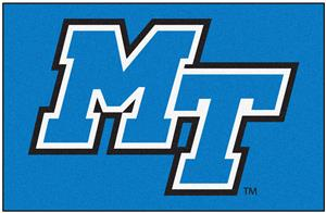 Fan Mats Middle Tennessee State Starter Mat