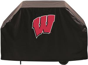 "Univ of Wisconsin ""W"" College BBQ Grill Cover"