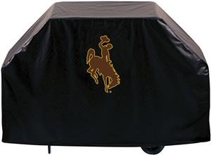 University of Wyoming College BBQ Grill Cover