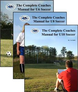 Complete Soccer Coaches Manual-3 Pack Combo (BOOK)