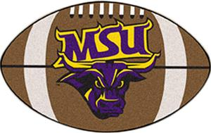FanMats Minnesota State Mankato Football Mat