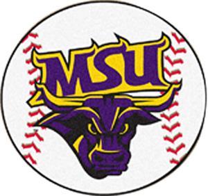 FanMats Minnesota State Mankato Baseball Mat