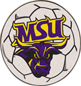 Fan Mats Minnesota State Mankato Soccer Ball