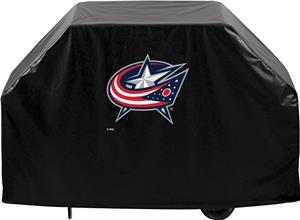Columbus Blue Jackets NHL BBQ Grill Cover