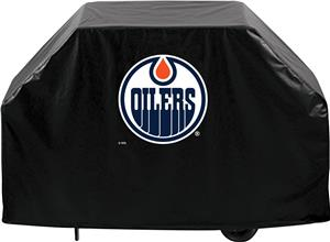 Edmonton Oilers NHL BBQ Grill Cover