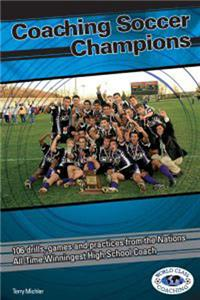 Coaching Soccer Champions (BOOK) training