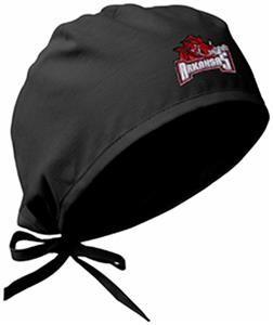 University of Arkansas Black Surgical Caps