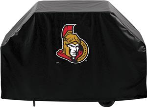 Ottawa Senators NHL BBQ Grill Cover