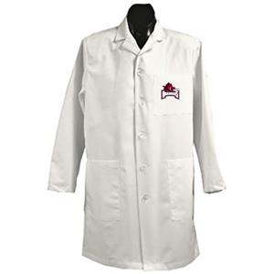 University of Arkansas White Long Labcoats