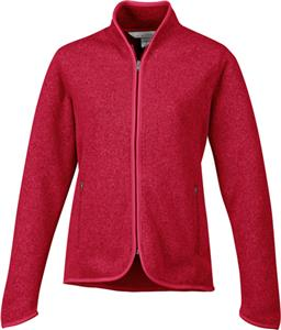 TRI MOUNTAIN Ella Women&#39;s Sweater Fleece Jacket