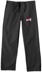 University of Arkansas Black Classic Scrub Pants