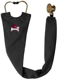 University of Arkansas Black Stethoscope Covers
