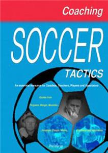 Coaching Soccer Tactics (BOOK) soccer training