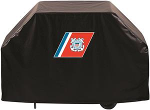 United States Coast Guard Military BBQ Grill Cover