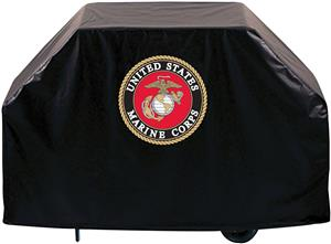 U.S. Marine Corps Military BBQ Grill Cover