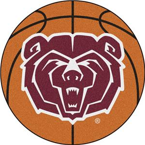 Fan Mats Missouri State Basketball Mat