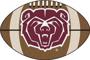 Fan Mats Missouri State Football Mat