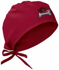 University of Arkansas Crimson Surgical Caps