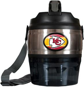 NFL Kansas City Chiefs 80oz. Grub Jug