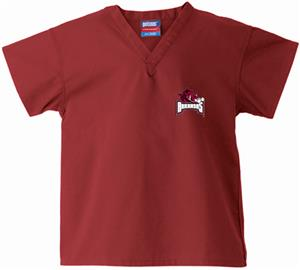 University of Arkansas Kid's Crimson Scrub Tops