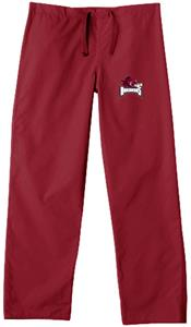 University of Arkansas Crimson Classic Scrub Pants