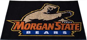 Fan Mats Morgan State University All Star Mat