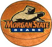 Fan Mats Morgan State University Basketball Mat