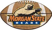 Fan Mats Morgan State University Football Mat