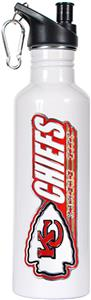 NFL Kansas City Chiefs White Water Bottle
