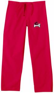 University of Arkansas Red Classic Scrub Pants