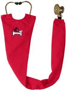 University of Arkansas Red Stethoscope Covers
