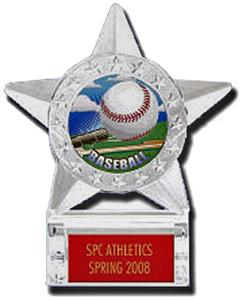 Hasty Awards STAR ICE Baseball Trophies STR-ICE