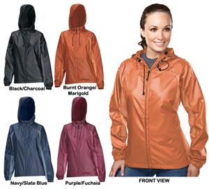 TRI MOUNTAIN Chantry Women&#39;s Hooded Shell Jacket