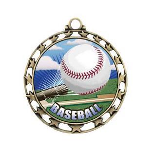 Hasty Awards Baseball HD Insert Medals M-4401