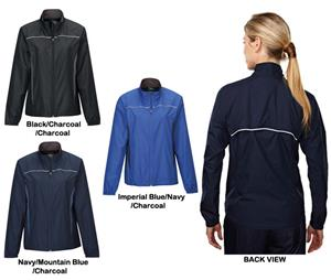 TRI MOUNTAIN Lady Sprint Lightweight Shell Jacket