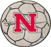 Fan Mats Nicholls State University Soccer Ball